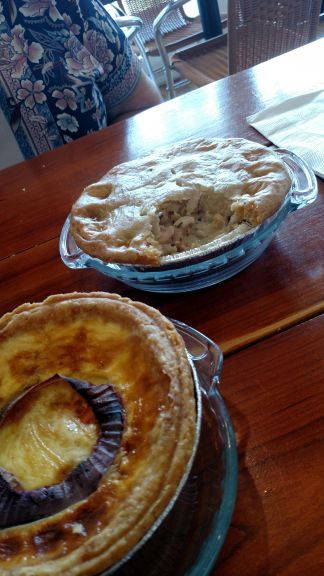 Pot Pie and Quiche